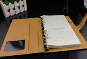 活页笔记本业发展的三个关键词:技术 质量 品牌