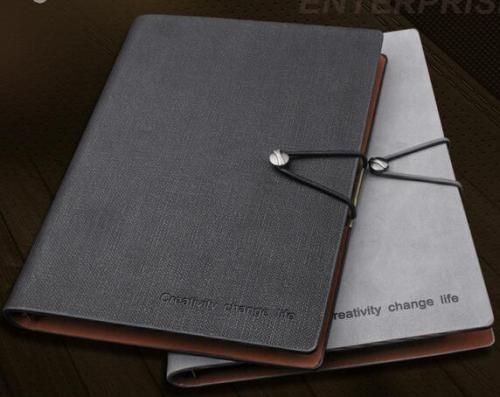 笔记本定制产品大部分应用于会议,福利等领域