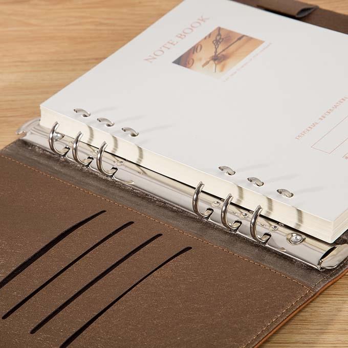 活页笔记本有什么特点