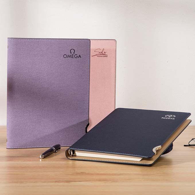 笔记本定制也可以作为商务礼品