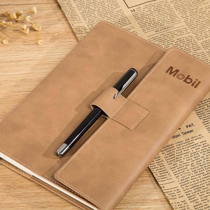 定制笔记本应如何保证封面质量?