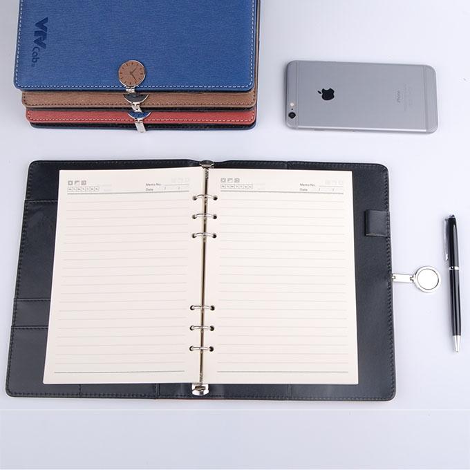 活页笔记本常见的装订方法有哪些