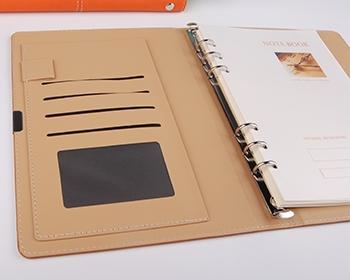 活页笔记本定制能给企业带来哪些功能