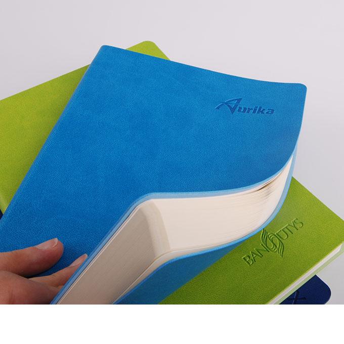 软皮pu笔记本