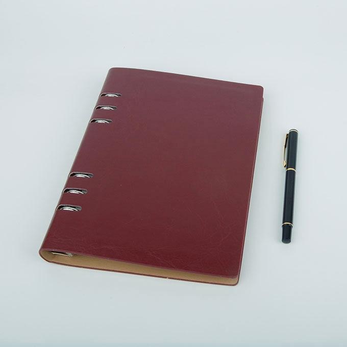 商务活页笔记本