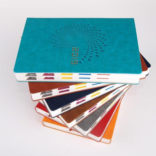 商丘效率手册,日程计划本,可定制,可零售